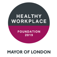 Healthy Workplace Award 2019